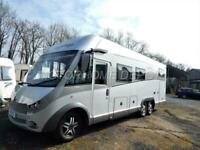 Carthago Chic E Line I 55 XL - HUGE SPECIFICATION - TWIN REAR BEDS OVER GARAGE