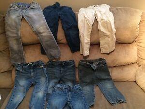 Boys size 3 pants
