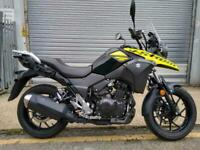 Suzuki DL 250 V-Strom 2020 1 owner 173 miles with extras. Finance available