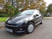 LOVELY DIESEL PEUGEOT 207 1.4HDI 70 S MARCH 2018 MOT IDEAL FIRST TIME CAR