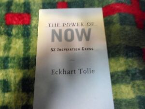 Eckhart Tolle Inspirational Cards $10. Prince George British Columbia image 2