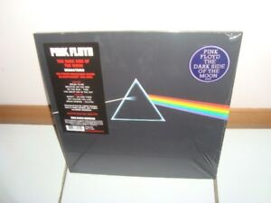 12 inch pink Floyd dark side of the moon record 100 dollars