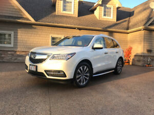 2016 Acura MDX | Nav Pkg | Leather | Adapt. Cruise | Trade-in!