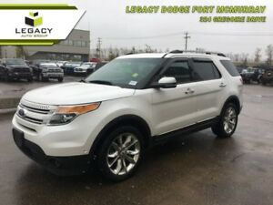 2012 Ford Explorer Limited  - Leather Seats -  Bluetooth