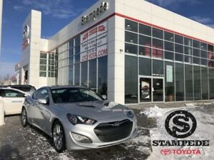 2016 Hyundai Genesis Coupe 3.8 GT  - Low Mileage