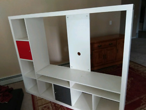 TV entertainment cabinet good condition