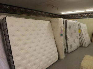 Liquidation King Size Mattresses – We Pay the HST