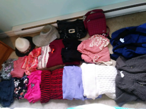 Ladies fall/ winter clothing lot