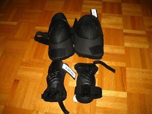 Protective equipment for In-Line skates Size LADIES MEDIUM