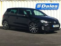 2012 Volkswagen Golf 2.0 TDi 170 GTD 5dr [Leather] 5 door Hatchback