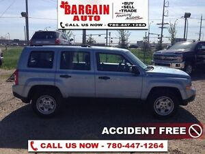 2013 Jeep Patriot SPORT  - CD player -  keyless entry - $88.25 B