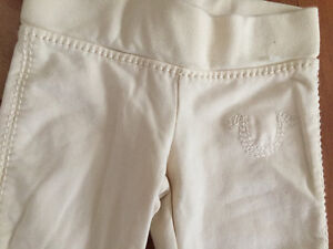 New! True Religion girls pants size small (4/5)