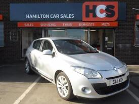 Renault Megane 1.5dCi I - Music - LOW MILES - 1 yr MOT, Warranty & AA Cover.