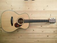 Furch OM30-SM - Fantastic SOLID WOOD guitar incl. gigbag and internal pickup