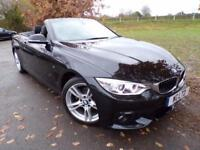 2014 BMW 4 Series 2.0 420i M Sport 2dr Pro Media Pack! Low Miles! 2 door Con...