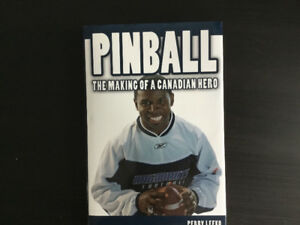 Pinball - The Making of a Canadian Hero.   By Perry Lefko