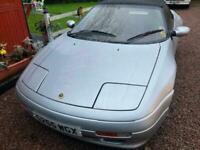 Lotus Elan SE turbo 1990 G reg long mot, find one cheaper