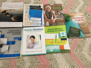 Office Administration Textbooks for Algonquin College