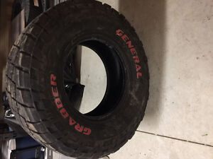 """Used 35"""" tires Forsale $1000 obo"""