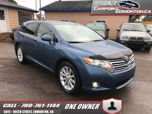 2009 Toyota Venza FWD /NEW TIRES/ONE OWNER /NO ACCIDENTS  LOW KM
