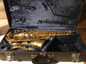Professional Yamaha Alto Saxophone