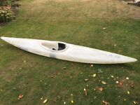 Canoe with seat (smaller sized)
