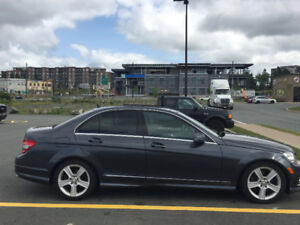 2011 Mercedes-Benz C300 4MATIC AWD sedan