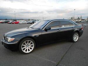 2005 BMW 7-Series LI Autre