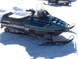 94 polaris trail 500 fan cooled with reverse $2300 or best offer
