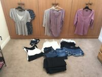 Maternity/nursing clothes bundle 27 items for £35