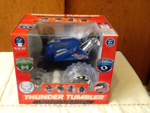 Thunder Tumbler Radio Controlled 360  Rally Car--Brand New