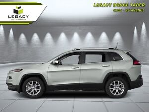 2016 Jeep Cherokee NORTH 4X4  - $246.87 B/W - Low Mileage