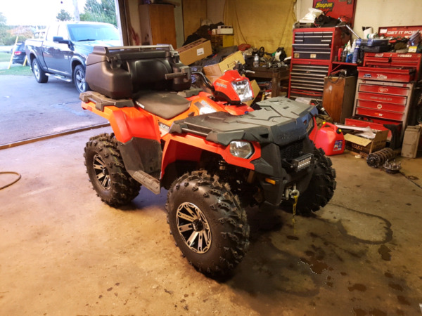 Used 2016 Polaris Sportsman