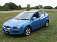 Ford Focus 1.6 2005.5MY Zetec