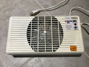 Electric Heat Register Booster