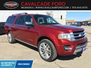 2017 Ford Expedition Platinum Max ROOF, NAV, HTD & CLD FRT SEATS