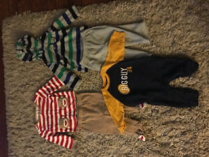 6 month baby boy outfits