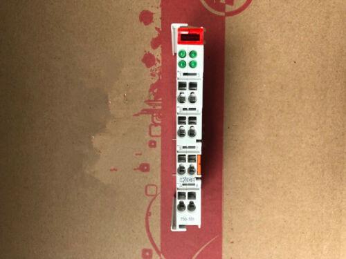 1pc Used WAGO Control Module 750-1405