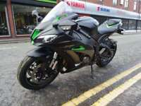 2018 KAWASAKI ZX10R SE ALL NEW MODEL WITH SUPREME ELECTRONICS PACKAGE
