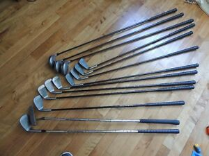 Maxim Golf Set plus extras