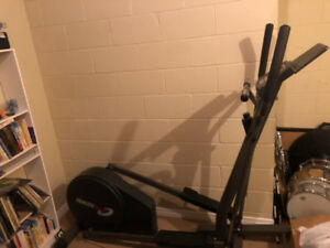 Elliptical Machine, Freespirit 30150 - great condition