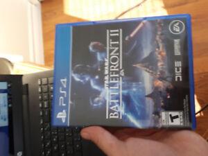 Star Wars Battlefront 2 PS4 $10