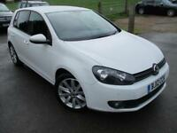 2012 VOLKSWAGEN GOLF GT TDI 5 DOOR 140 HATCHBACK DIESEL