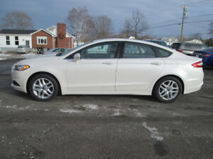 2013 FORD FUSION SE ONE OWNER TRADE WELCOME