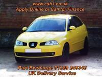 2003 53 SEAT IBIZA 1.9 SPORT TDI 3D 129 BHP DIESEL