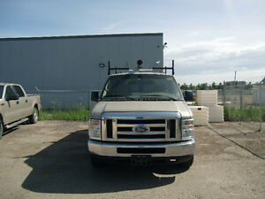 2008 Ford E-150 Cargo Van -GREAT CONDITION! CALL NOW!