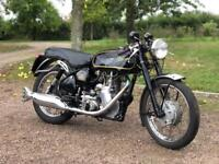 1961 Velocette Venom Clubman 500cc. An Extremely Original Example, Must See!!!