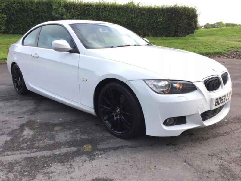 2010 BMW 3 SERIES 2.0 320D M SPORT 2D 175 BHP DIESEL