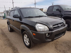 2008 Hyundai Tucson SUV LOW MILEAGE-ONE OWNER-NO ACCIDENT