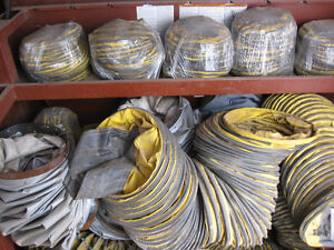 NEW DUCTS FOR INDUSTRIAL HEATERS, HIGH PRESSURE FIRE HOSE,JOBOX